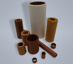 Resin Bonded Filter Elements